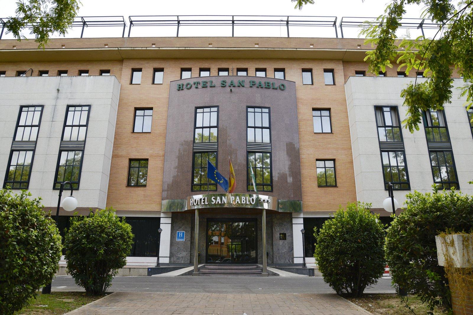 Hotel San Pablo Sevilla En Sevilla Web Oficial